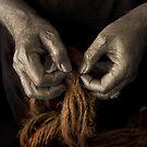 TOILING HANDS by RakeshSyal