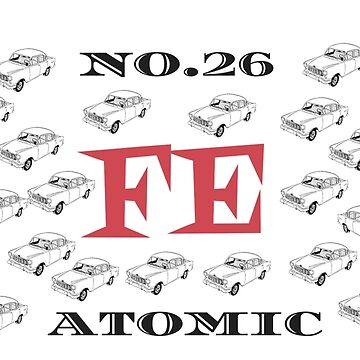 No. 26 ATOMIC by carter37601