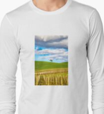 Single tree Long Sleeve T-Shirt