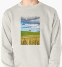 Single tree Pullover Sweatshirt
