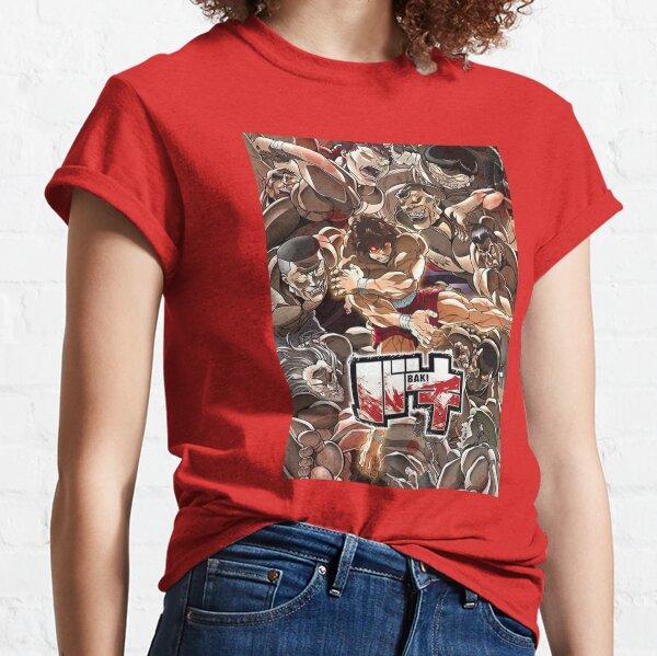Baki Hanma T-shirt classique