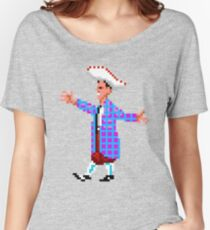 The lovely STAN (Monkey Island) Women's Relaxed Fit T-Shirt