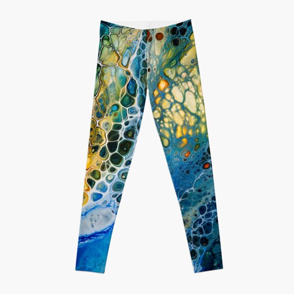 More Than This Abstract Leggings