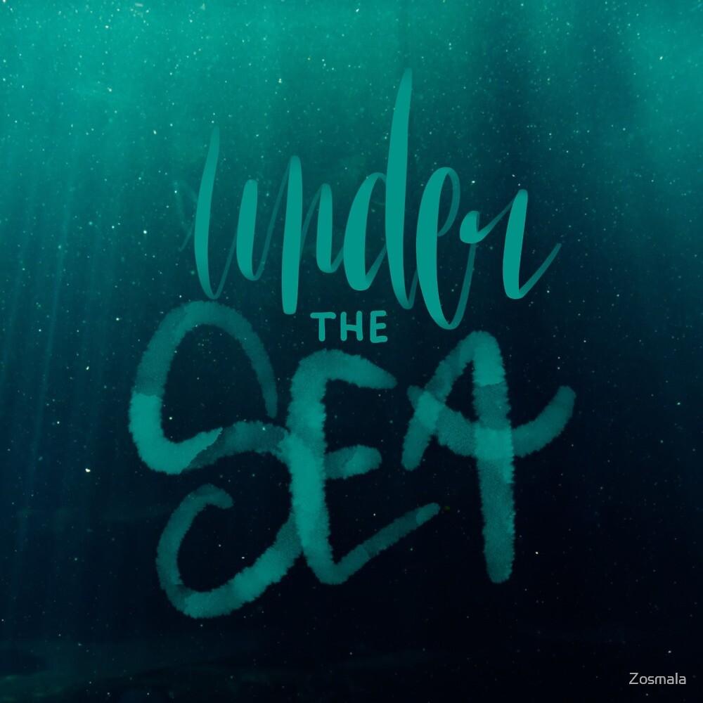 « Under The Sea » par Zosmala