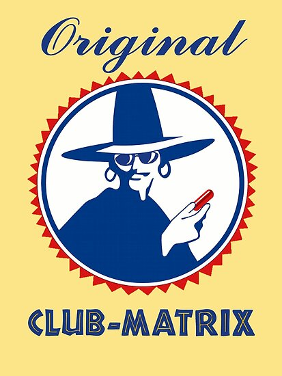 Original Club-Matrix by derP