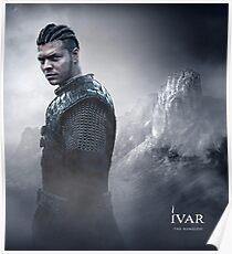 Ivar VIkings Poster