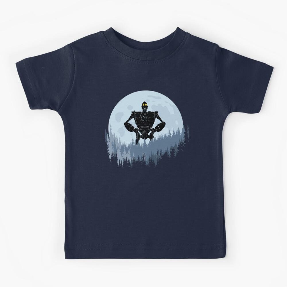The Iron Giant Kids T-Shirt