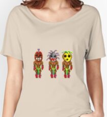 Monkey Island's Cannibals (Monkey Island) Women's Relaxed Fit T-Shirt