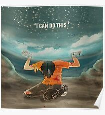 Percy Jackson - I can do this  Poster