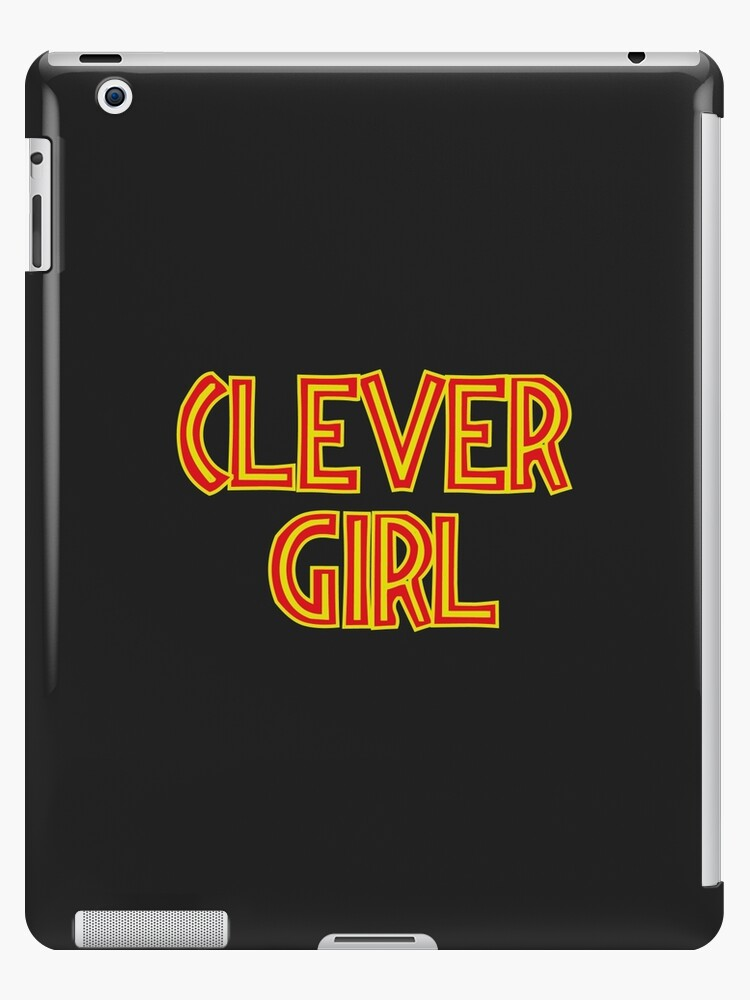 Clever Girl by t-addict