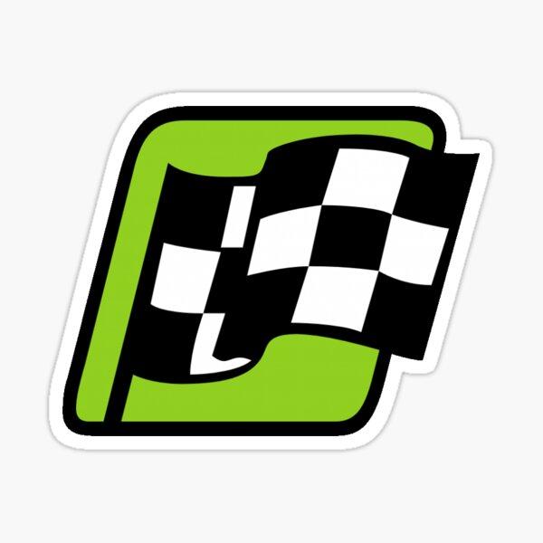 NASCAR Monster Winner Sticker Sticker