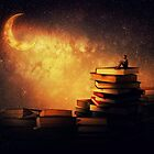 Midnight tale by psychoshadow