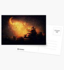 Midnight tale Postcards