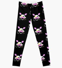 The Mangle - Jolly Roger Leggings