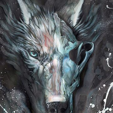 Darkwolf by khaosdog