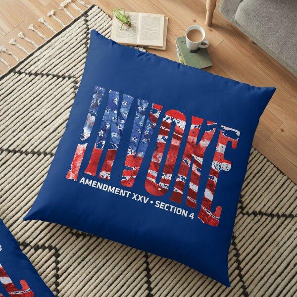 INVOKE (stars and stripes) Floor Pillow