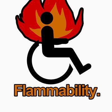Flammability by selecko