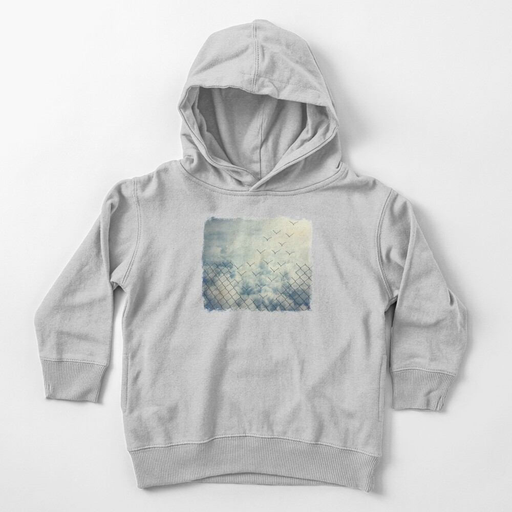 Magical ecape  Toddler Pullover Hoodie