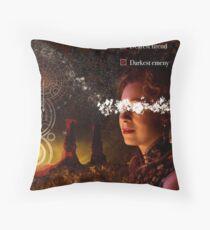 Dearest Enemy Throw Pillow