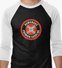 Humungus Premium Gasoline Men's Baseball ¾ T-Shirt