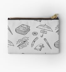 Buffy the Vampire Slayer | Tattoo/Icon Print Studio Pouch
