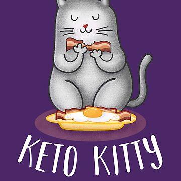 Keto Kitty by zeno27
