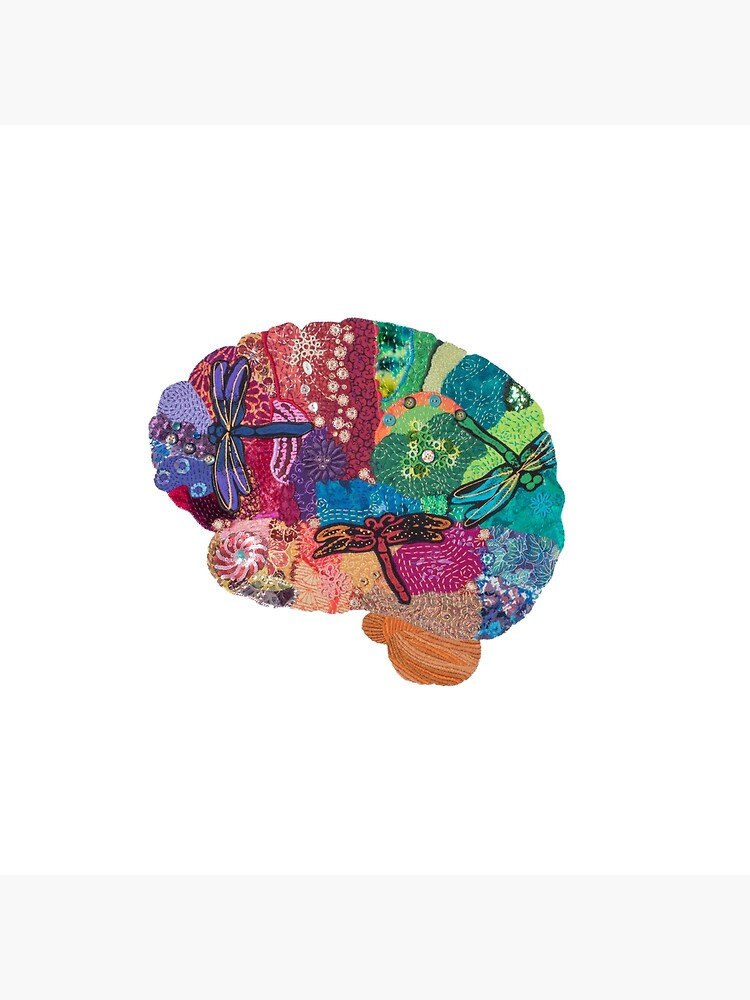 Dragonfly Brain - Creativity and Change by Laurabund