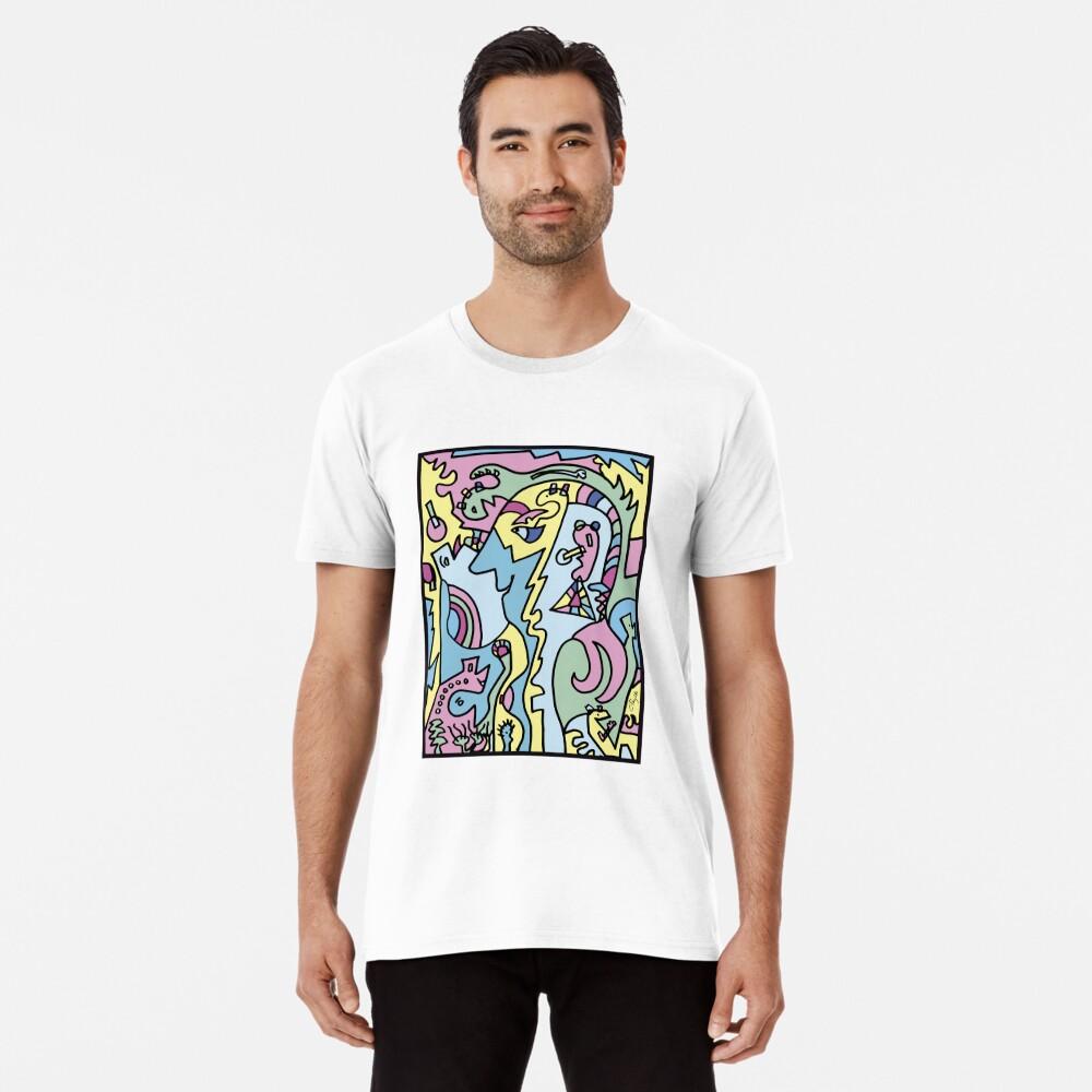 "Caripela"" of a woman 1 Premium T-Shirt"