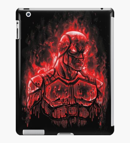 World on Fire iPad Case/Skin