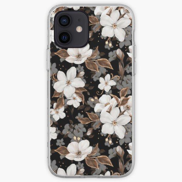Apple flowers iPhone Soft Case