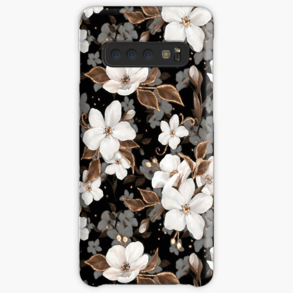 Apple flowers Samsung Galaxy Snap Case