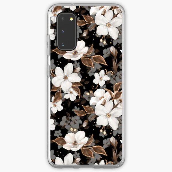 Apple flowers Samsung Galaxy Soft Case