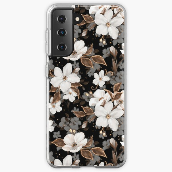 Apple flowers Samsung Galaxy Soft Case