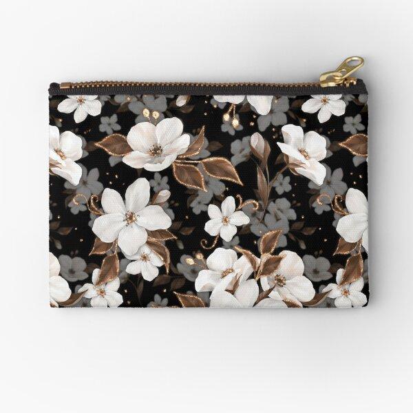 Apple flowers Zipper Pouch