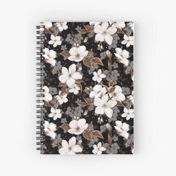 Flores de manzana Cuaderno de espiral