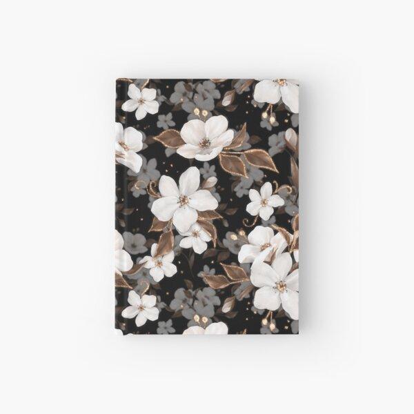 Apfelblumen Notizbuch