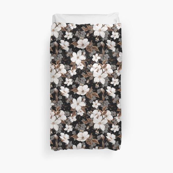 Apple flowers Duvet Cover