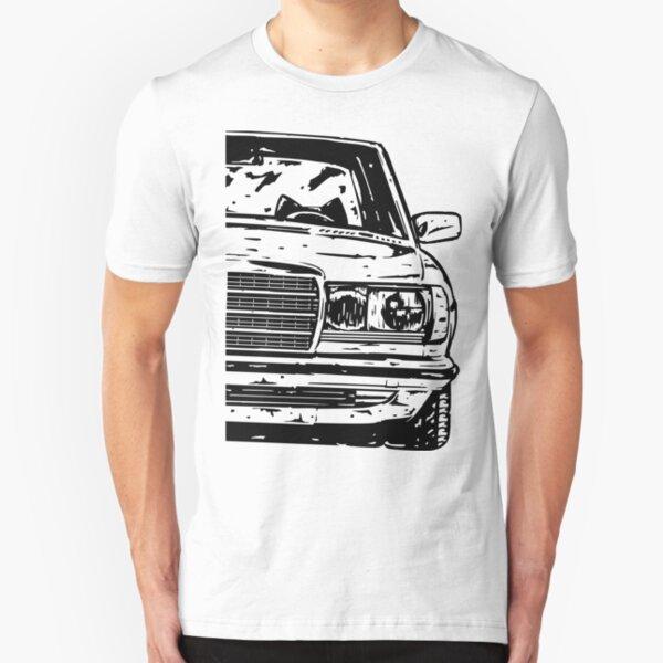 W123 & quot; OLS & quot; Slim Fit T-Shirt