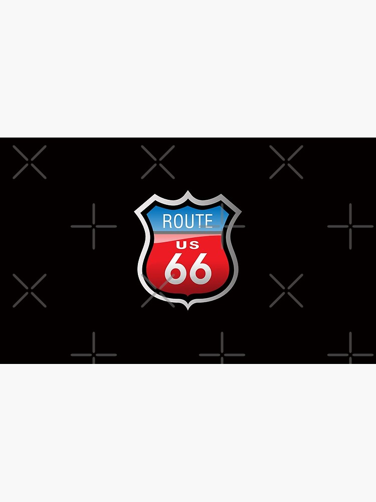 US Route 66 Sign by azoid