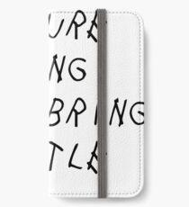 Wenn Sie dies lesen, bringen Sie Chipotle iPhone Flip-Case/Hülle/Klebefolie