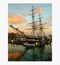 Tall Ships.... Photographic Print