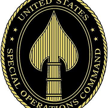 United States Special Operations Command Insignia by Spacestuffplus