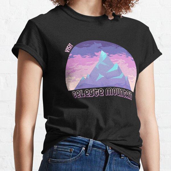 Visitez la montagne Celeste T-shirt classique