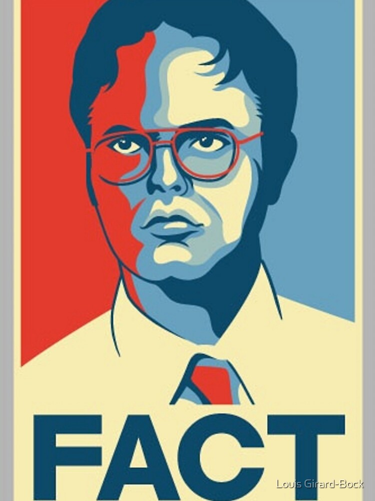 Fact - Dwight Schrute | Unisex T-Shirt