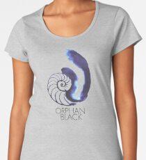 Orphan Black - Sacred Geometry Premium Scoop T-Shirt