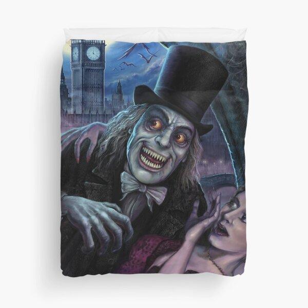 Vampire of London Duvet Cover