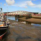 Ramsey Harbour by RedHillDigital