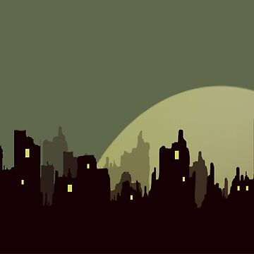 Night sky artwork by BCartwork