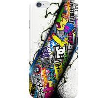 Gymkhana graffiti Sticker Phone Case iPhone Case/Skin