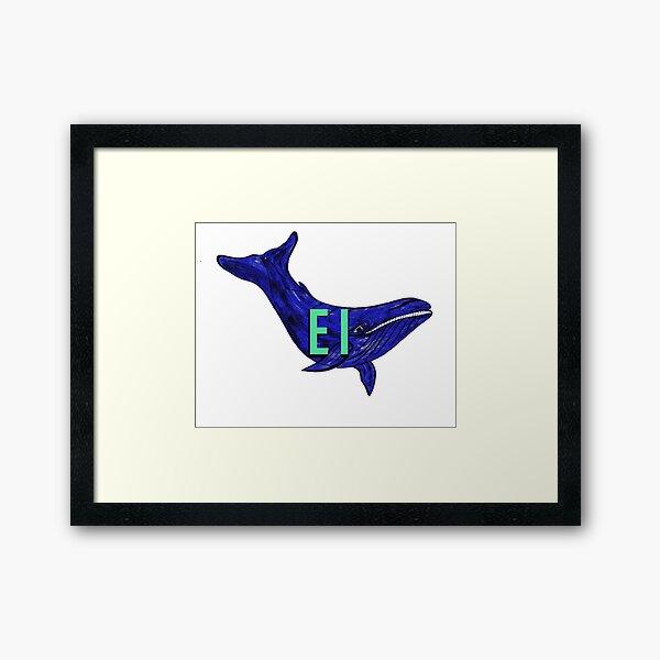 Emerald Isle  Framed Art Print